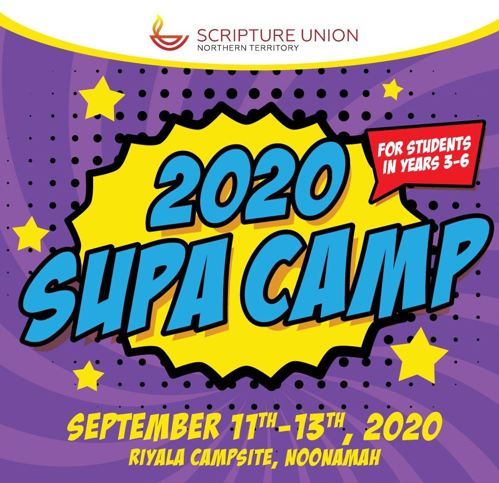 2020 SUPA Camp