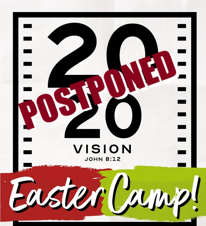 Easter Camp in 2021
