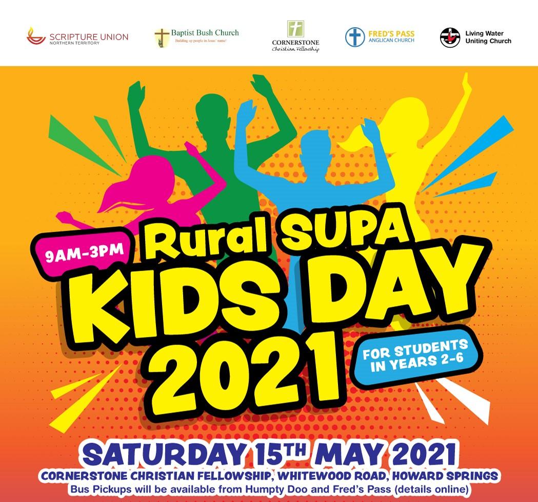 Rural SUPA Kids Day 2021